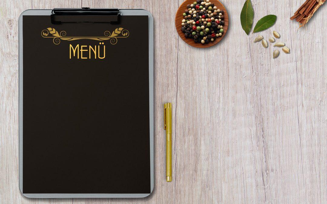 4 elementy zdrowego posiłku
