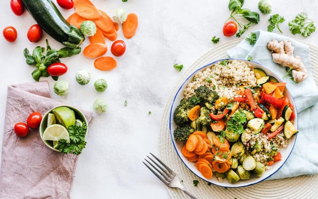 Podstawy diety roślinnej